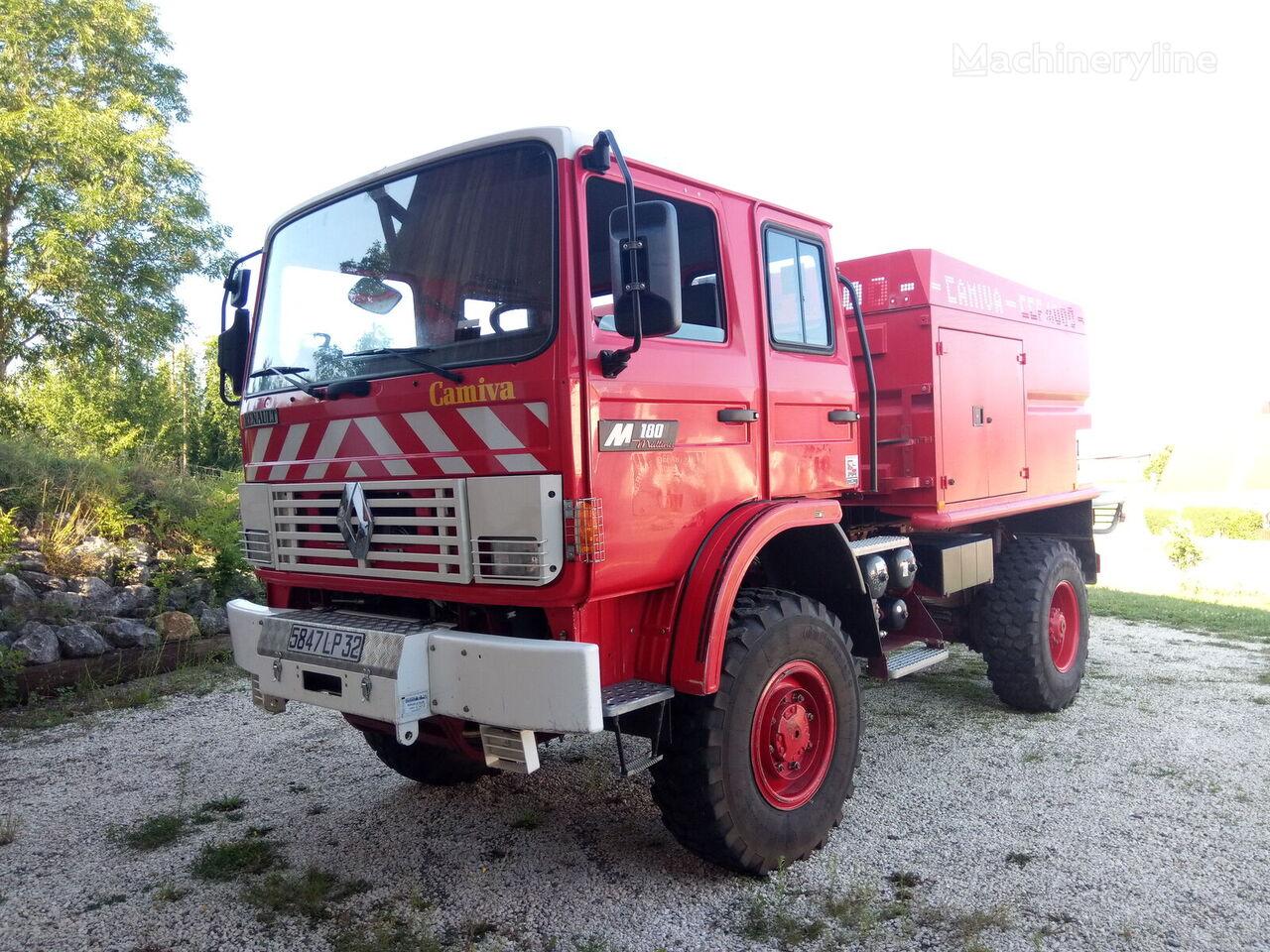 gasilsko vozilo RENAULT M180 4x4 - CCF4000
