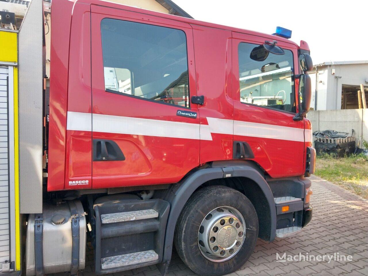 gasilsko vozilo SCANIA 94D