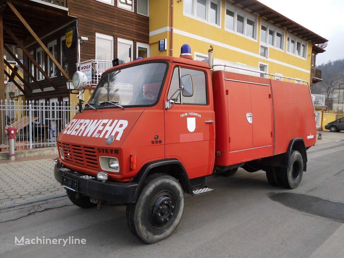 gasilsko vozilo STEYR 590.110