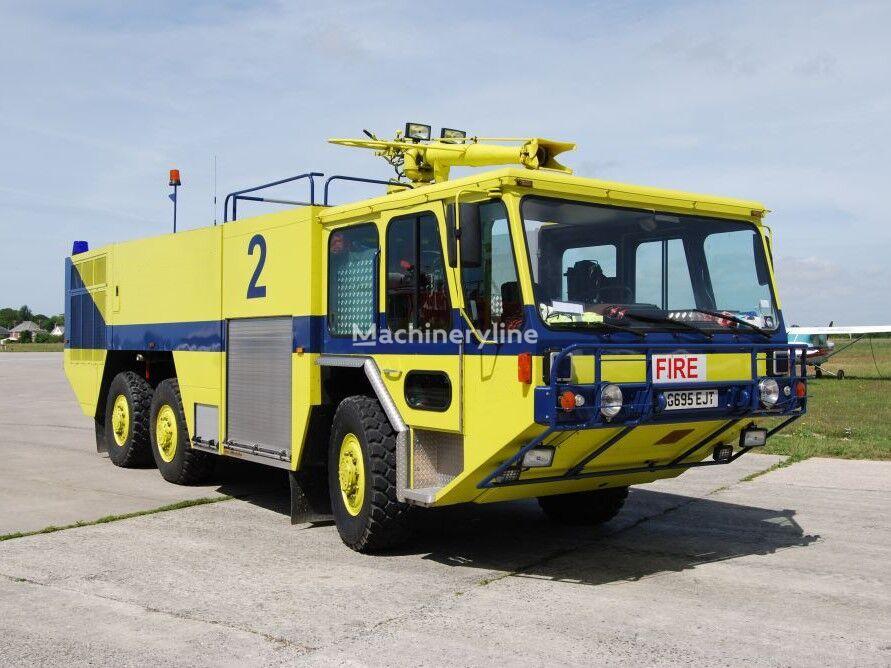 letališko gasilsko vozilo  Carmichael MK12
