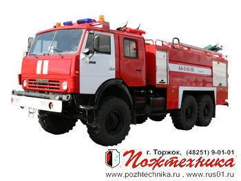 novo letališko gasilsko vozilo KAMAZ AA 8,0/60-50/3 pozharnyy aerodromnyy avtomobil