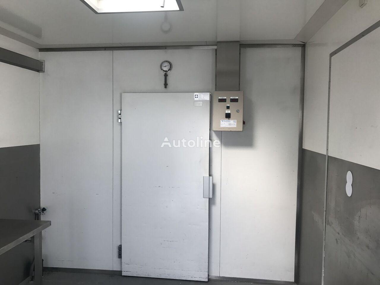 20-čeveljski hladilni zabojnik Willems koeltechniek bv
