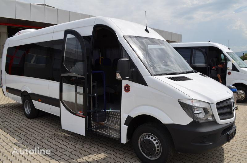 nov potniški minibus MERCEDES-BENZ SPRINTER 516 CDI - RAYAN SERBIA