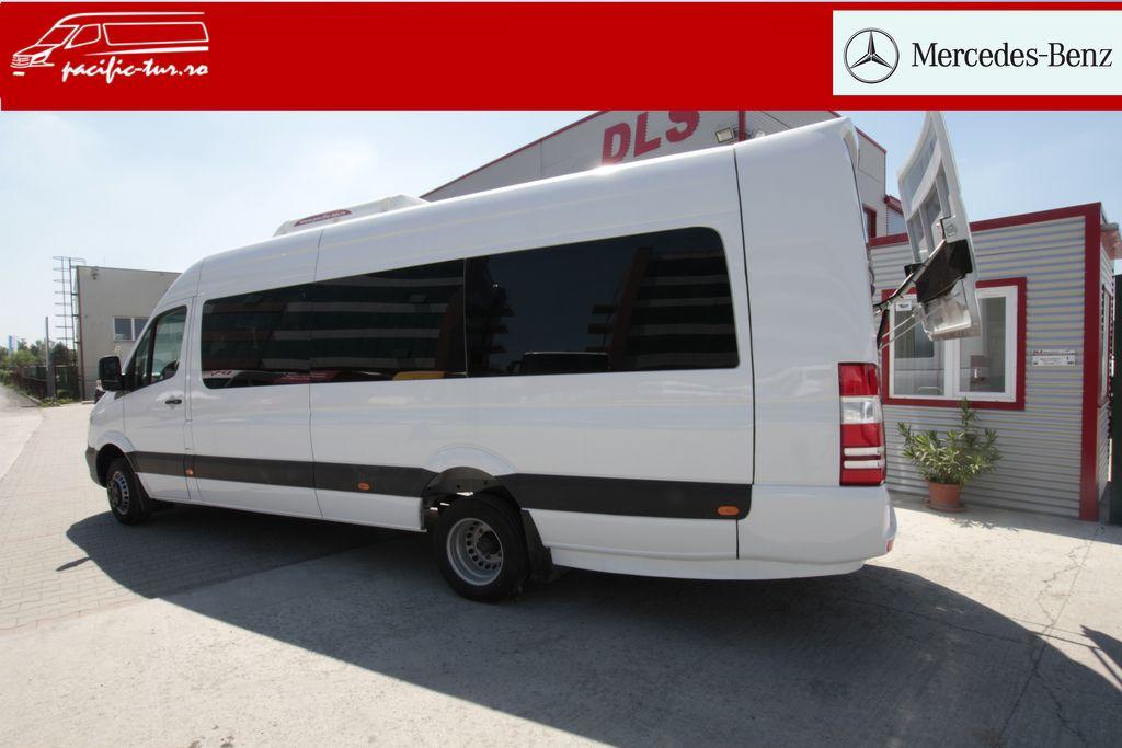 nov potniški minibus MERCEDES-BENZ Sprinter 516, prolonged with 50cm fiber/steel, STOCK