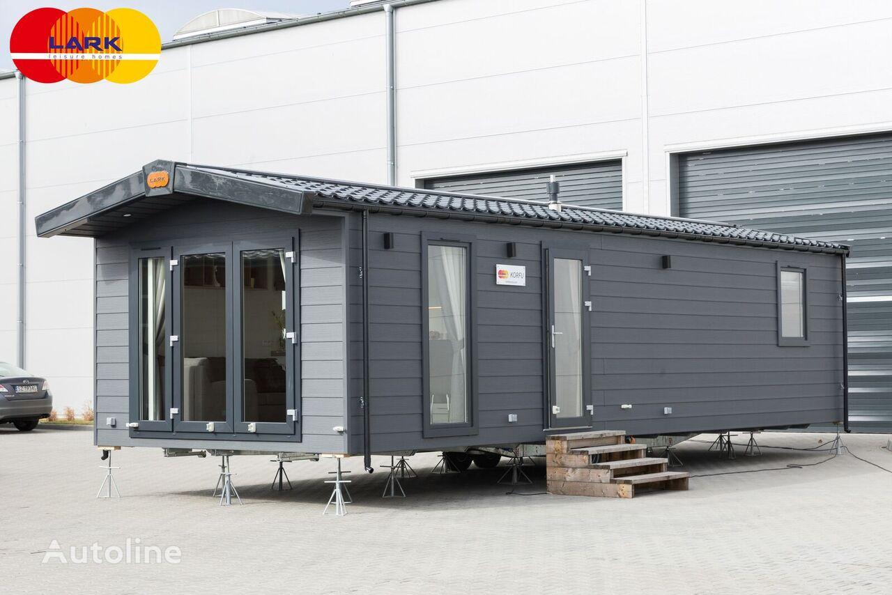 nov mobilna hiška Lark Leisure Homes Korfu