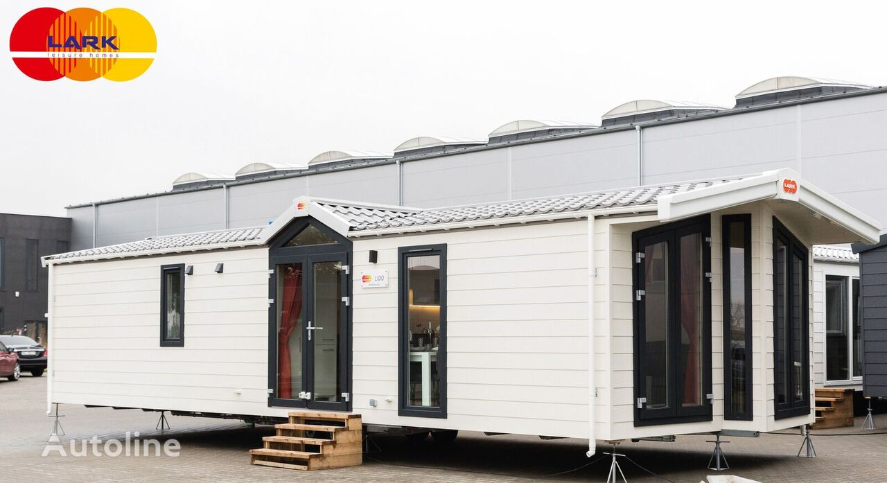 nov mobilna hiška Lark Leisure Homes Lido