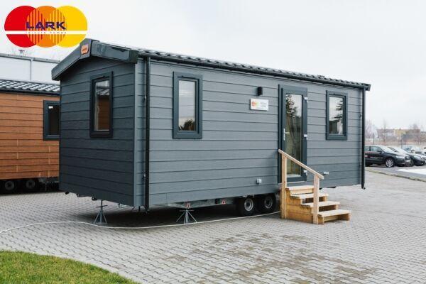 nov mobilna hiška Lark Leisure Homes Piccolo Leone