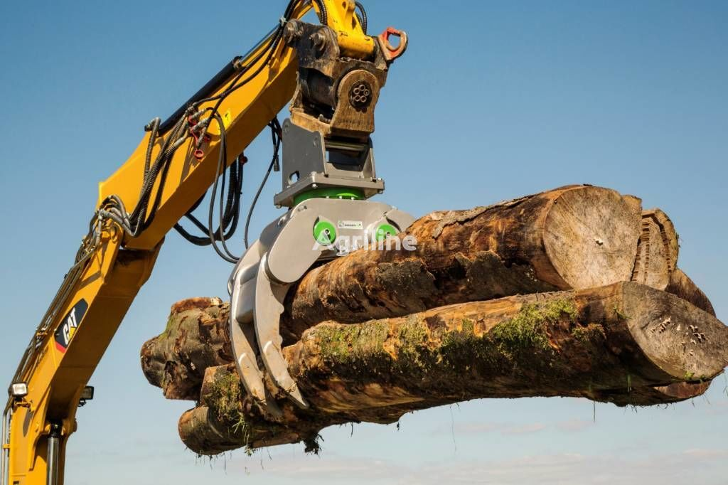 novo gozdarske klešče ALLIGATOR UNIVERSAL / ABBRUCH / HOLZ / SORTIER GREIFER