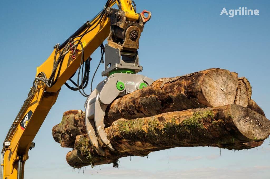 novo gozdarske klešče FINGER GRAPPLE / THUMB GRAB / ROTATION SELECTOR