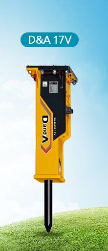 nov hidravlično kladivo D&A 17V