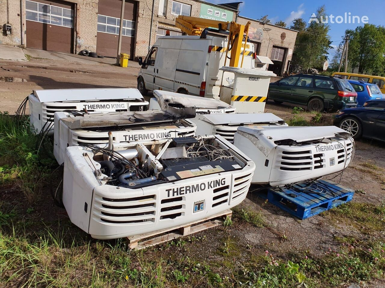 hladilni agregat THERMO KING - SPECTRUM TS
