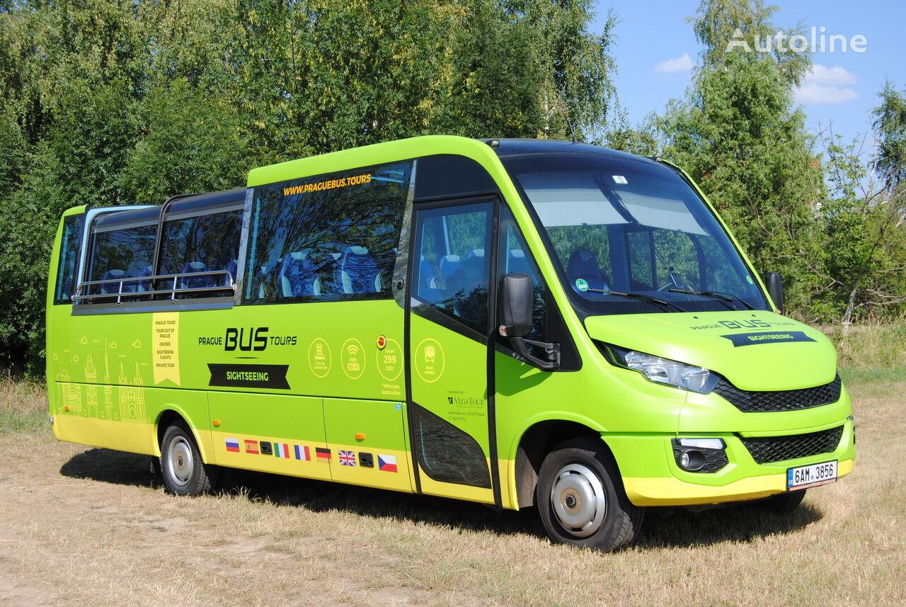 panoramski avtobus IVECO Atomic Sunrise Cabrio