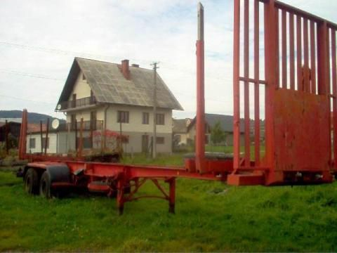 polprikolica za prevoz lesa IWTHL SCHLUTUP FS 4020