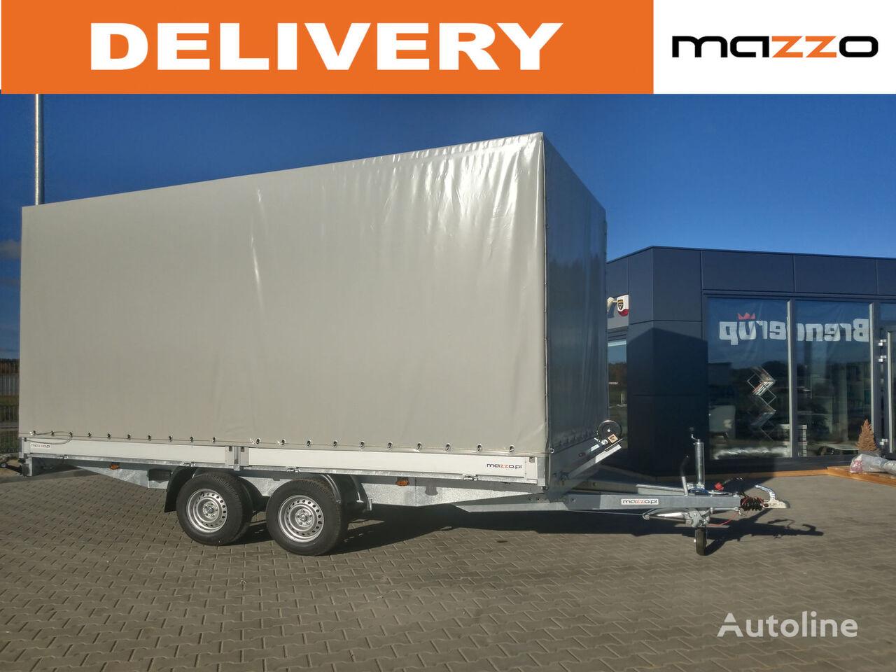 nova prikolica ponjava Freight / Forwarding Tarpaulin 500x210x200cm 3500kg GVW