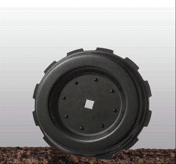 nov disk NIAUX za brana