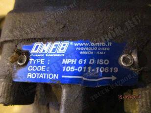 hidravlična črpalka гидронасос OMFB (NPH 61 D ISO) (105-011-10619) za vlačilec VOLVO