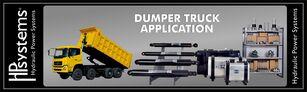 hidravlični cilinder HPSYSTEMS HPS-DUMPER za tovornjak DUMPER TRUCK