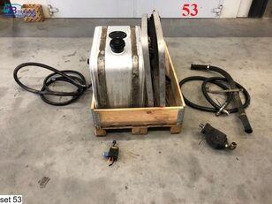 hidravlični rezervoar Hyva Tank, pump, hoses, control valve za tovornjak
