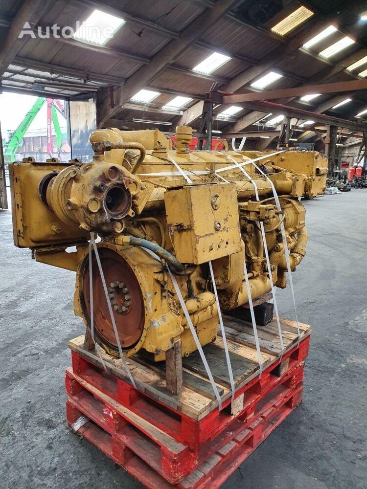motor CATERPILLAR 3406 za zglobni demper