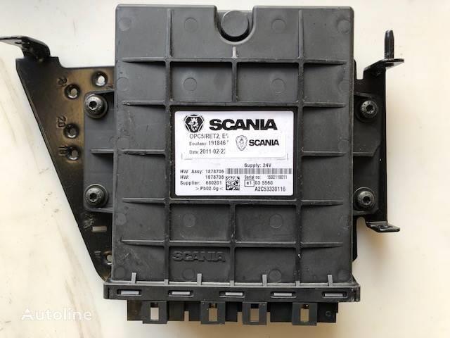 nadzorna enota SCANIA ECU OPC / RET P/N: 1918467 / 2559112 za vlačilec SCANIA