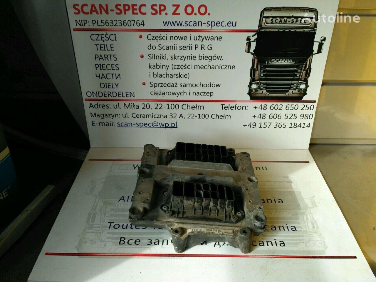 nadzorna enota SCANIA EDC ECU DT1217 R za vlačilec SCANIA R