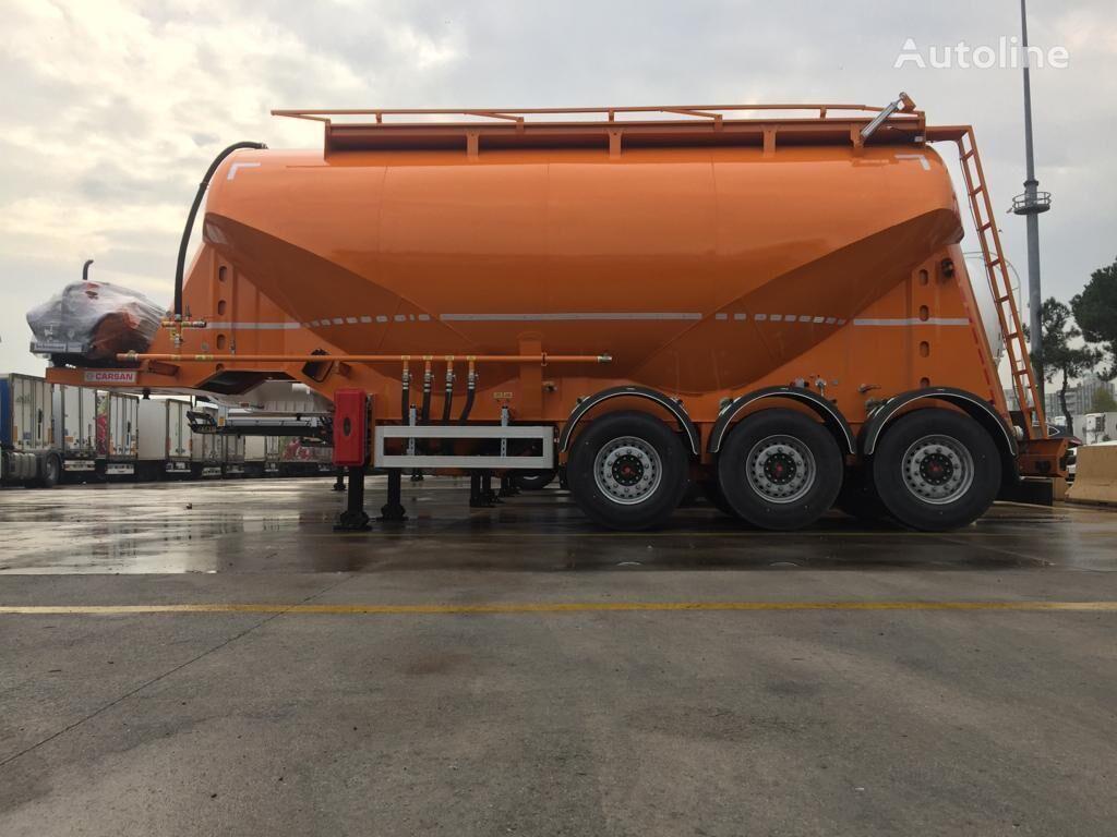 nova silo cisterna CARSAN 2019