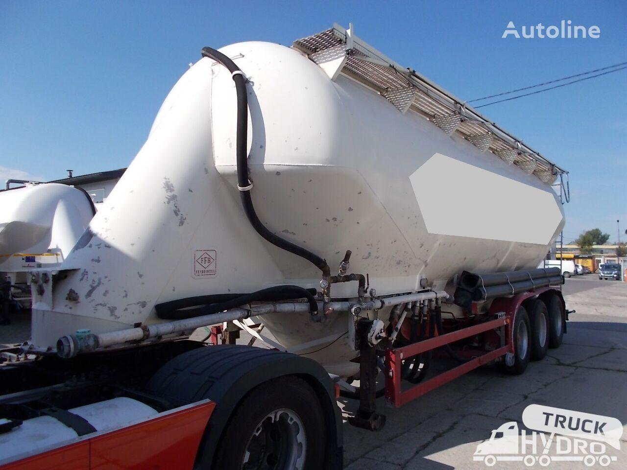 silo cisterna FELDBINDER EUT 45.3