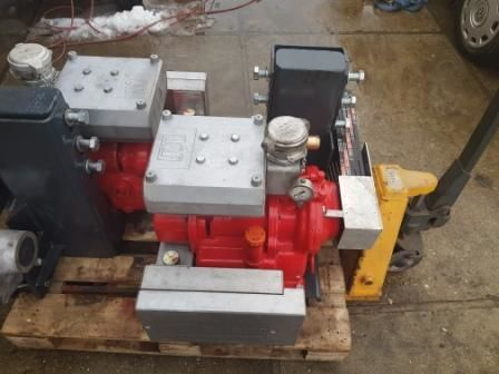 silo cisterna FELDBINDER GHH CG600 Light und GHH CS700 Light AUSTAUSCH !!!