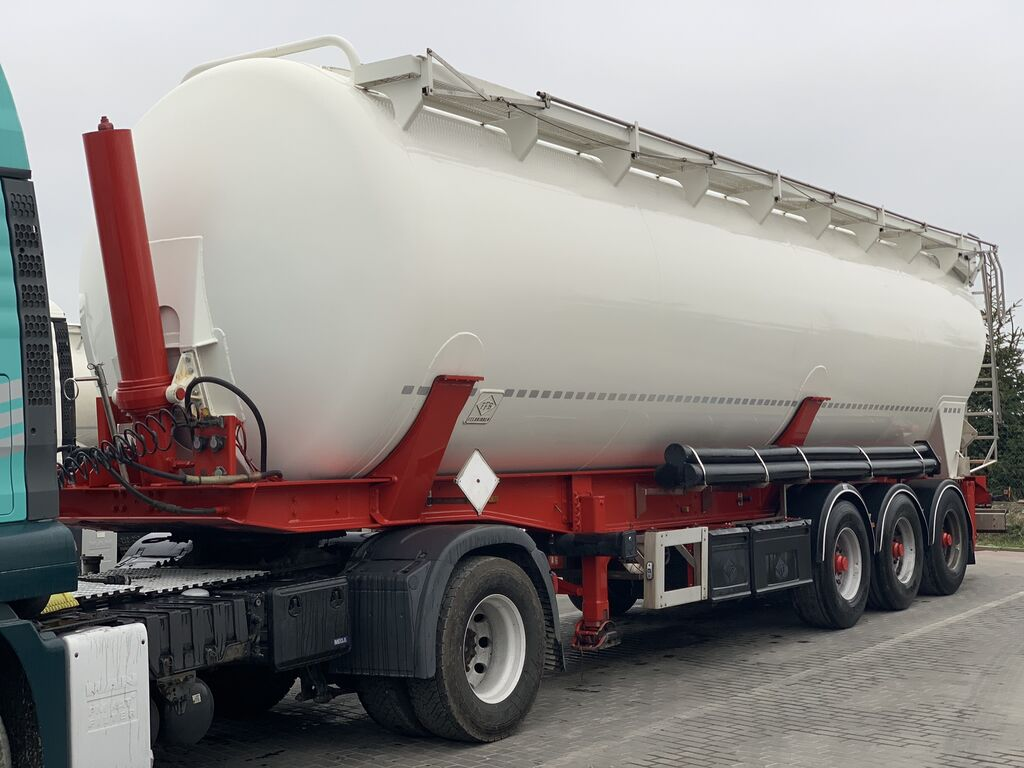 silo cisterna FELDBINDER KIP 52.3