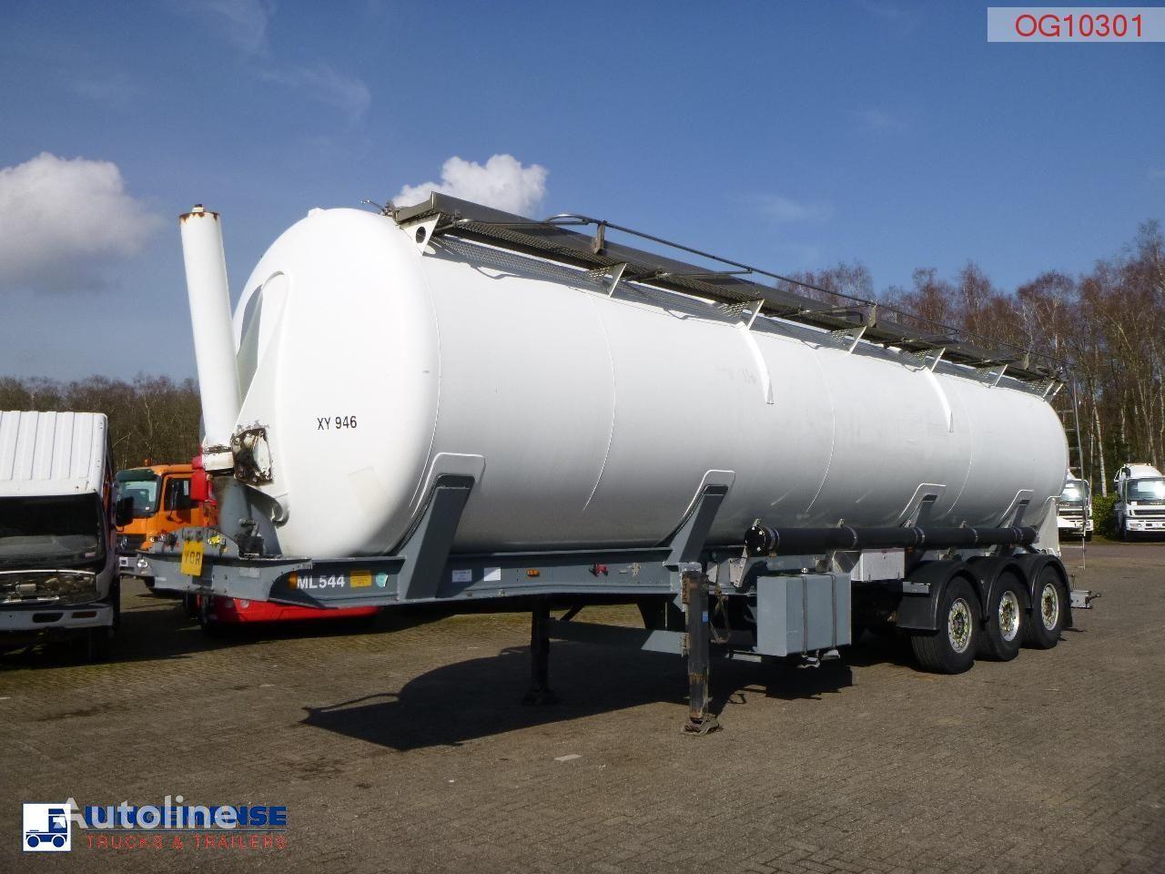 silo cisterna GOFA Powder tank alu 58 m3 (tipping)