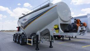 nova silo cisterna MAS TRAILER TANKER 32 m3 V Type Cement Tanker Trailer From Manufacturer