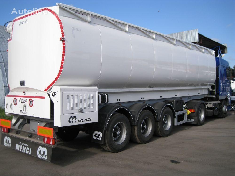 nova silo cisterna MENCI KL90A