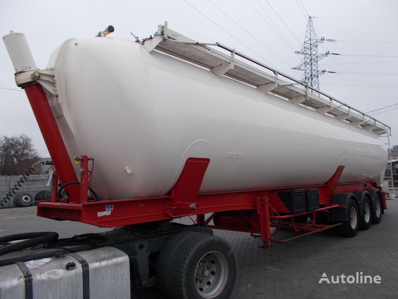 silo cisterna SPITZER SK 2463 CAL -  Hydraulika siłowa HS24V