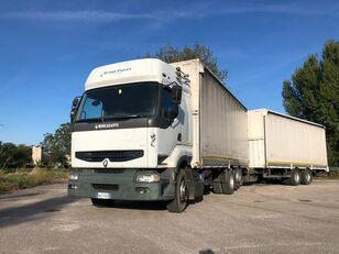 potujoča trgovina tovornjak RENAULT PREMIUM 420 DCI + biga Omar