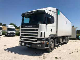 potujoča trgovina tovornjak SCANIA R114 380 motrice 3 assi