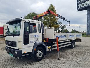 potujoča trgovina tovornjak VOLVO FL220.12 / PK 7000A / NL brief
