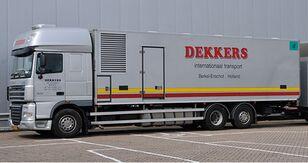 prevoz perutnine DAF Day-old Chick Vehicle