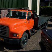 tovornjak avtotransporter FORD F800