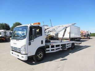 tovornjak avtotransporter ISUZU N75.190