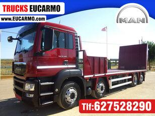 tovornjak avtotransporter MAN  TGS 35 440