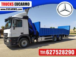 tovornjak avtotransporter MERCEDES-BENZ ACTROS 25 32