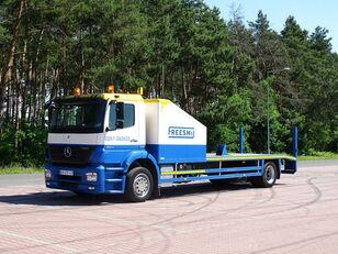 tovornjak avtotransporter MERCEDES-BENZ AXOR 1824