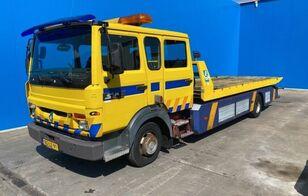tovornjak avtotransporter RENAULT Midliner S 180 DOKA Csörlővel és Rámpával Hidraulikus Plató