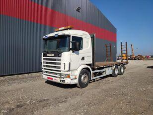 tovornjak avtotransporter SCANIA 124.400