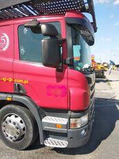 tovornjak avtotransporter SCANIA P360 + prikolica avtotransporter