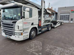 tovornjak avtotransporter SCANIA P450