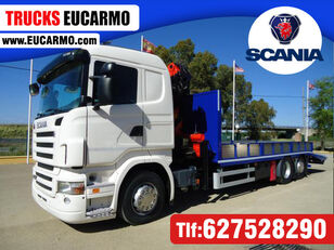 tovornjak avtotransporter SCANIA R 440