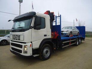 tovornjak avtotransporter VOLVO FM 12 830