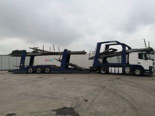 tovornjak avtotransporter VOLVO FM 13 440