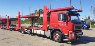 tovornjak avtotransporter VOLVO FM 400 + prikolica avtotransporter